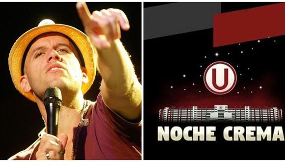 Gian Marco Zignago le dedica tema musical al club Universitario de Deportes. (Fotos: Instagram)