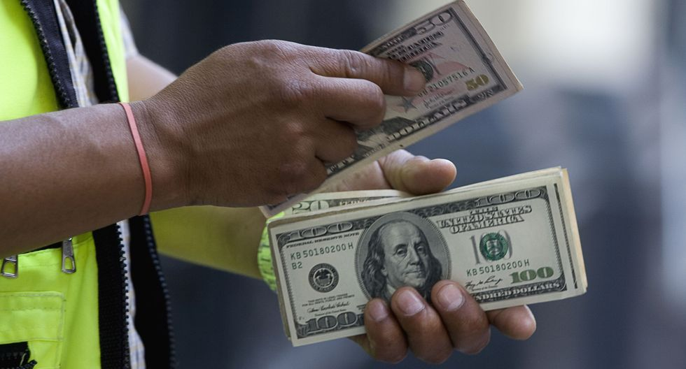 El dólar abrió a la baja. (Foto: GEC)