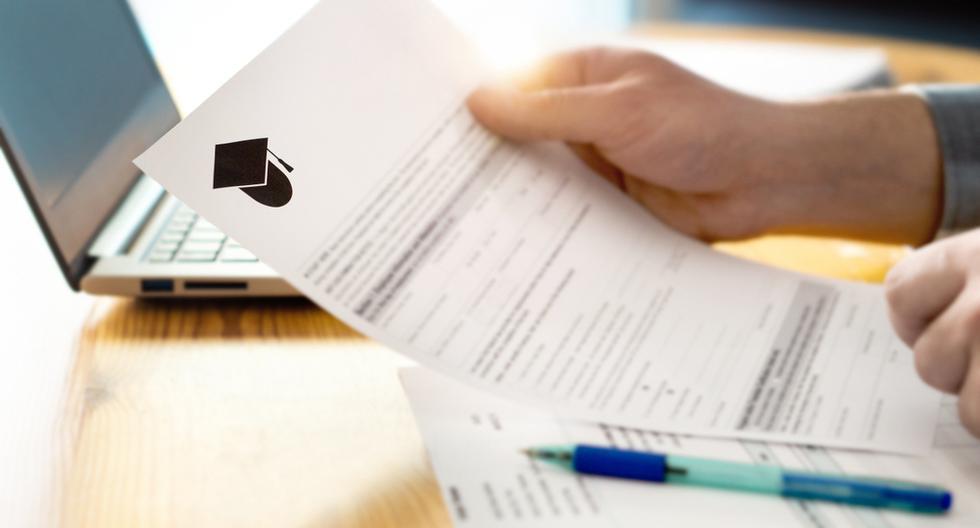 Además de un buen rendimiento académico, se necesita unas buenas cartas de motivación y de recomendación. (Foto: Shutterstock)