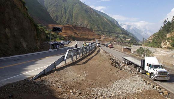 El proyecto vial de la Carretera Central incluye la intervención total de 136 km, edificación de túneles y viaductos aéreos, entre otros componentes de ingeniería. (Foto: GEC)