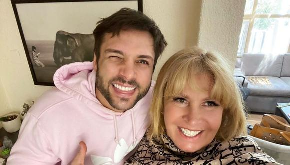 Nicola Porcella se pronuncia en redes tras el fallecimiento de la productora Magda Rodríguez. (Foto: @magdaproducer)