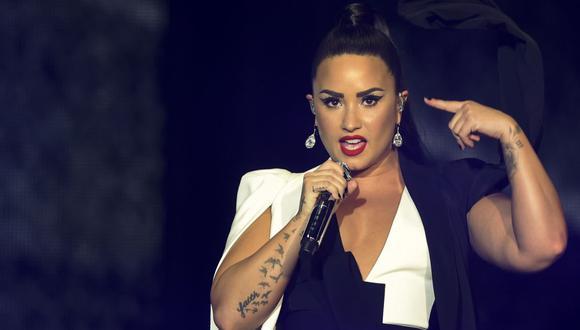 """Las recientes fotos publicadas por Demi Lovato en Instagram superan el millón de """"me gusta"""". (Foto: AFP)"""