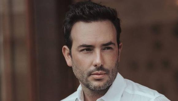 Sebastián Martínez es un reconocido actor colombiano que ha participado en varias series y telenovelas. (Foto: Sebastián Martínez/ Instagram)