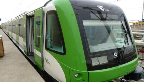 En junio se sabrá si sube tarifa de línea 1 del Metro de Lima