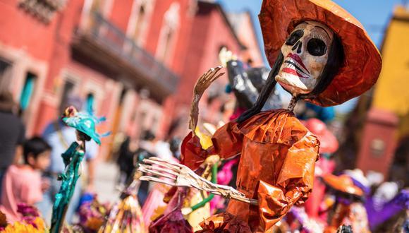 El Día de Muertos es una celebración tradicional mexicana que honra a los muertos cada 1 y 2 de noviembre (Foto: Getty Images)
