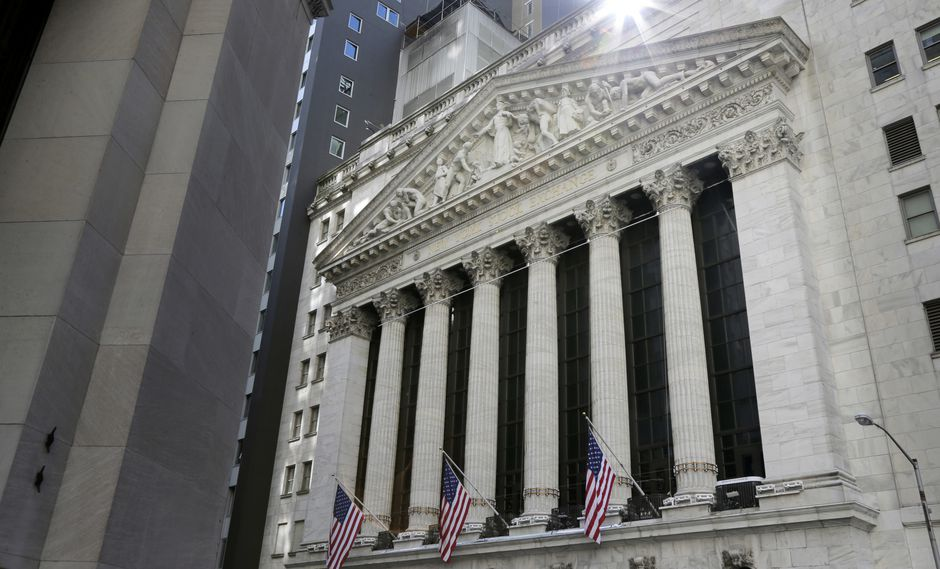 Wall Street cerró a la baja el viernes. (Foto: AP)