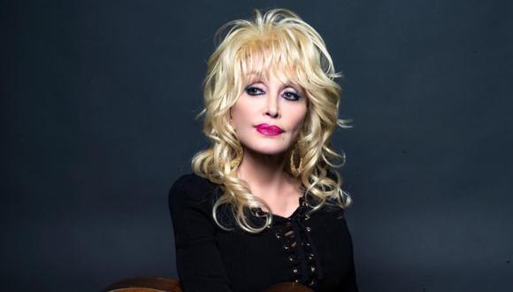 Dolly Parton financió con un millón de dólares la investigación de la vacuna de Moderna. (Foto: @dollyparton)
