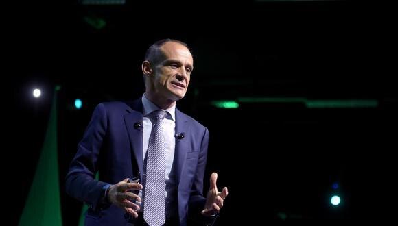 Jean Pascal Tricoire, CEO de Schneider Electric. (Foto: AFP)