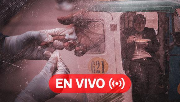 Coronavirus Perú | EN VIVO | Cifras y datos oficiales del Minsa sobre casos y muertos por Covid-19 en el día 120 del estado de emergencia, hoy lunes 13 de julio de 2020 | Foto: Diseño GEC