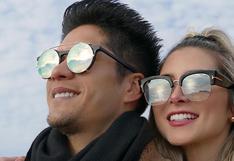 """Chyno Miranda y Natasha Araos: """"No estamos juntos como pareja desde hace más de un año""""   VIDEO"""