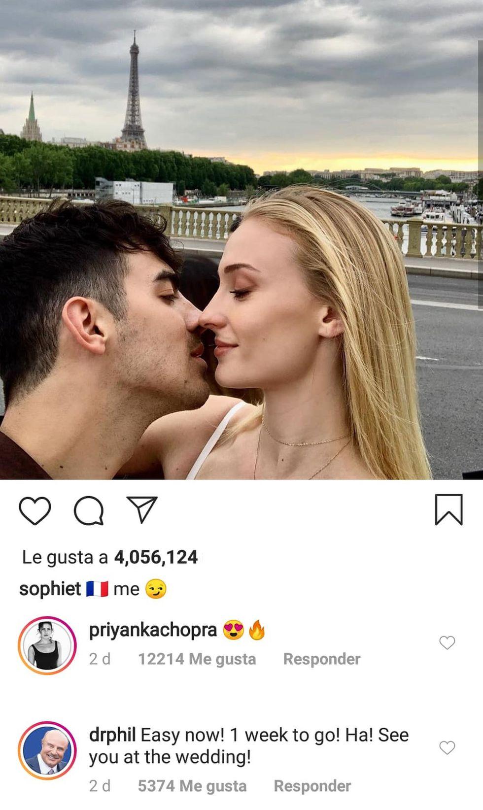 Sophie Turner y Joe Jonas: ¿Dr Phil reveló la fecha de su segunda boda? | FOTOS