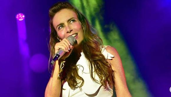 Sasha Sokol habría recibido serenata del cantante más famoso de México. (Foto: Instagram/Sasha Sokol)
