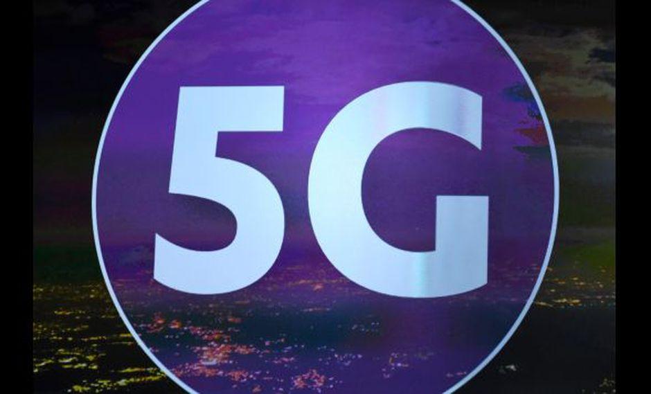 Qualcomm anunció que logró con éxito una conexión de datos 5G en un dispositivo móvil. (Foto referencial: AFP)