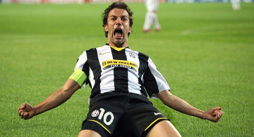 El 'Capitano' ganó siete títulos de liga con la Juve. (Foot: AP)
