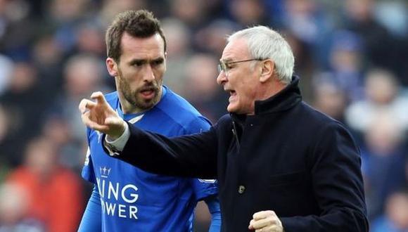 Leicester: jugador reveló por qué echaron a Claudio Ranieri