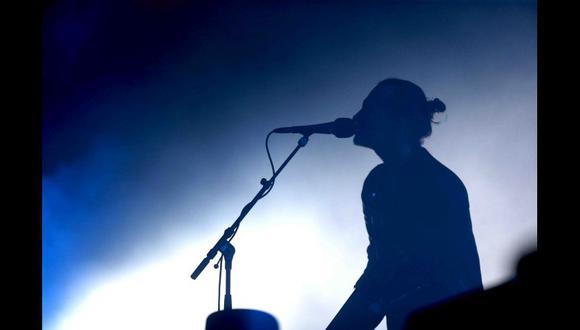 Radiohead se presentó por primera vez en Lima en el marco del festival SoundHearts. (Alessandro Currarino / El Comercio)