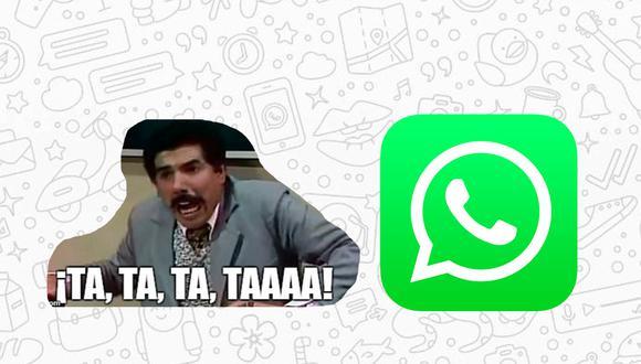 Descarga ahora los stickers del profesor Jirafales en WhatsApp por el Día del Maestro. (Foto: MAG / Televisa)