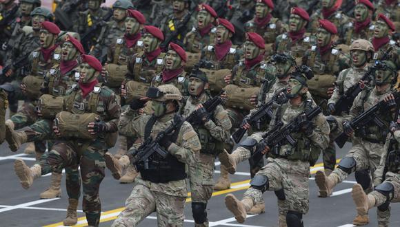 En 2020, el desfile y la parada militar tuvo fueron cancelados debido a la pandemia del coronavirus (COVID-19). (Foto: GEC)