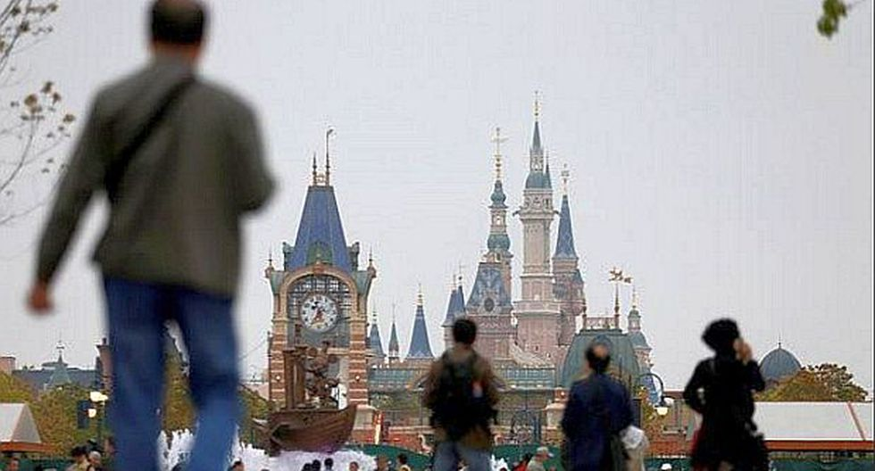 Disney invierte US$5.000 millones en parque temático en China