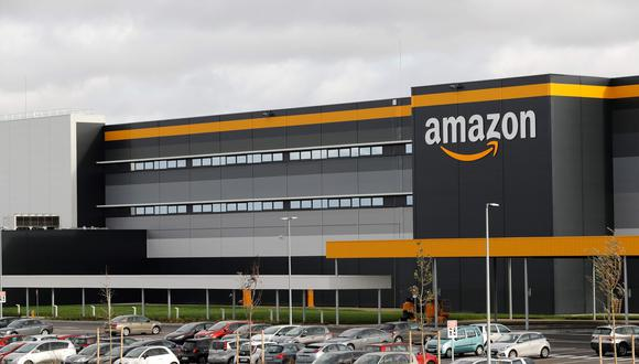 """Horas antes, la compañía había destacado la importancia de sus servicios para las """"miles de empresas francesas que venden en Amazon"""". (Foto: AFP)"""