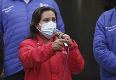 """Dina Boluarte sobre Guido Bellido:  """"Tendrá que responder por la forma de dar su comunicado"""" sobre el gas de Camisea"""