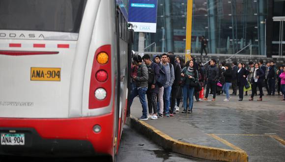 Ahora, podrá ver si su autobús se retrasará; la duración de la demora y los tiempos de viaje más precisos según las condiciones del tráfico en vivo a lo largo de la ruta. (Foto: EFE)