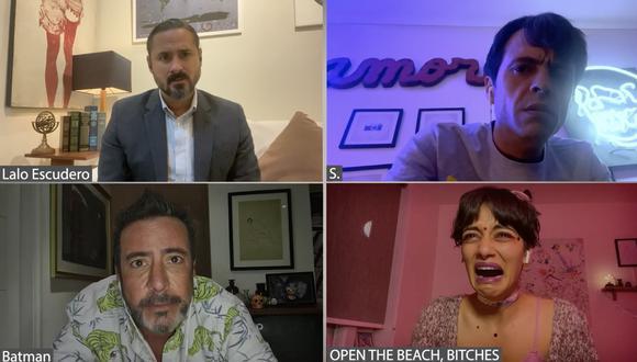"""""""Historias virales"""": imagen del cuarto episodio de la segunda temporada de la serie peruana. Foto: YouTube/ El Comercio."""