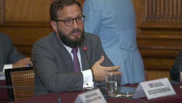 El director ejecutivo del Consejo de la Prensa Peruana (CPP), Rodrigo Villarán, considera que la ley se había convertido en un mecanismo de censura indirecta contra los medios . (Foto: Archivo El Comercio)