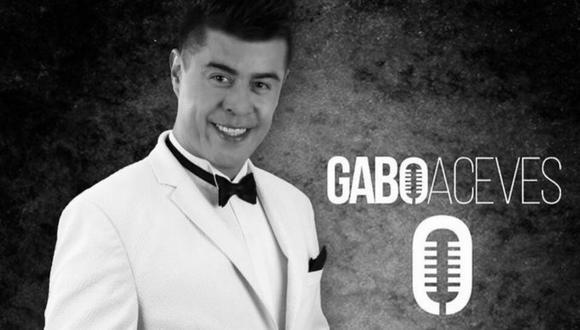 """El """"Gabo"""" Aceves conducía los programas Tropical caliente y El show del Gabo, en Puebla. (Foto: Facebook/La Tropical Caliente)."""