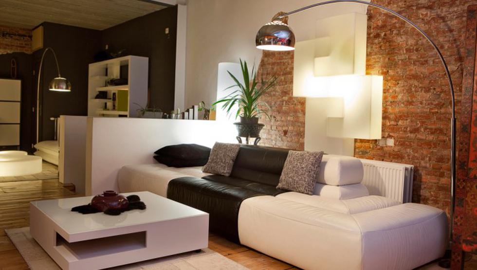 Iluminación de sala de estar. (Foto: Difusión)