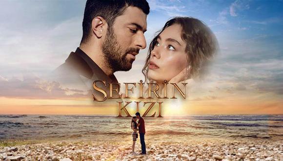 La pareja protagónica está compuesta por Engin Akyürek y la actriz Neslihan Atagül conocida por su rol en otro éxito turco llamado Amor Eterno (Foto: Sefirin Kizi/ Instagram)