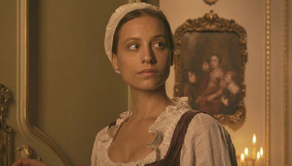 """Michelle Jenner interpreta a Clara Belmonte en """"La cocinera de Castamar"""" (Foto: Antena 3)"""