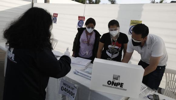 El domingo 11 de abril se llevaron a cabo las Elecciones Generales 2021 en el Perú para elegir al nuevo presidente, vicepresidentes, congresistas e integrantes del Parlamento Andino | Foto: ONPE / Referencial
