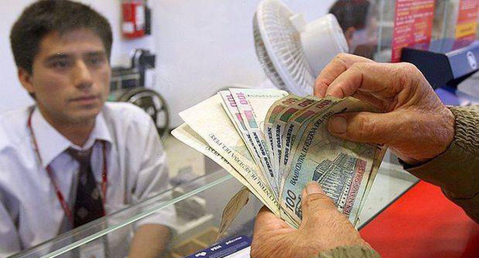 Crédito al sector privado creció 5,6% anual en marzo