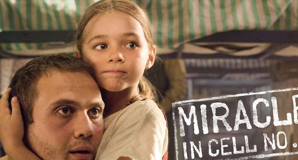 """""""Milagro en la celda 7"""" es una película turca estrenada en marzo por Netflix, en medio de la cuarentena por coronavirus (Foto: Netflix)"""