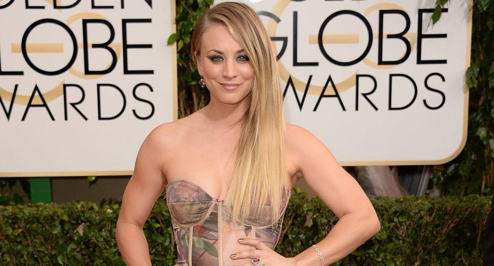 """Kaley Couco protagonizará la serie """"The Flight Attendant"""" tras el fin de """"The Big Bang Theory"""". (Foto: AFP)"""