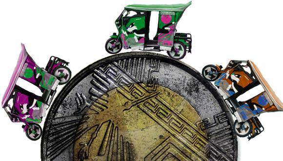 """""""Parece claro que la solución no está en alimentar el círculo vicioso de correr tras una brecha que, paradójicamente, crece debido a los esfuerzos que hace el Estado por cerrarla"""". (Ilustración: Giovanni Tazza)"""