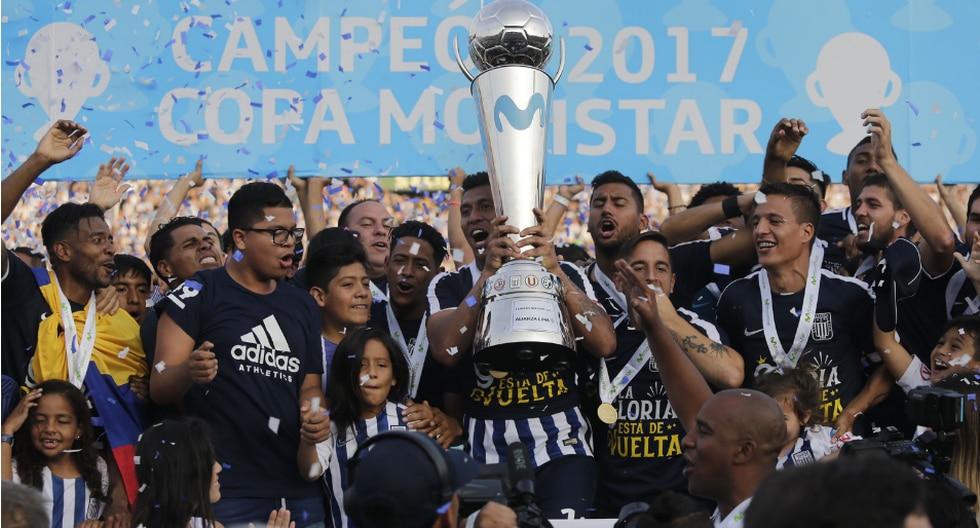 Alianza Lima se coronó campeón del año 2017 y consiguió su estrella número 23. (Fotos: El Comercio)