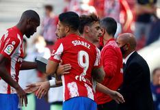 ESPN 2 EN DIRECTO, sigue Atlético de Madrid vs. Getafe EN VIVO por LaLiga Santander