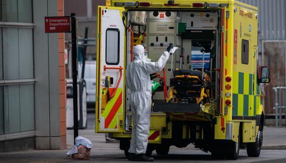 Coronavirus en Reino Unido | Últimas noticias | Último minuto: reporte de infectados y muertos hoy, sábado 9 de enero del 2021. (Foto: Chris J. Ratcliffe/Bloomberg).