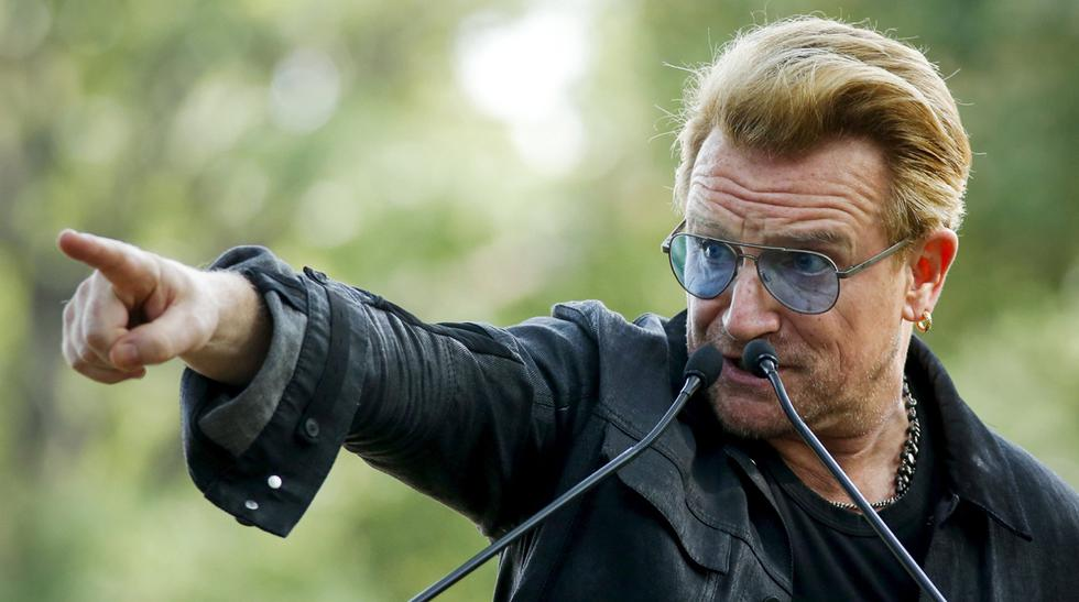 Yoko Ono y U2 le rindieron homenaje a John Lennon en Nueva York - 7