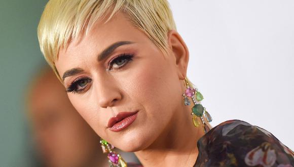 """""""Dark Horse"""" fue el tercer sencillo del álbum """"Prism"""" de Katy Perry de 2013 y pasó cuatro semanas en la cima de la lista Hot 100 de Billboard a comienzos de 2014. (Foto: AFP/Referencial)"""