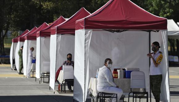 Coronavirus en México EN VIVO: casos y cifras oficiales del martes 12 de  enero de 2021: México comienza la vacunación masiva en pleno pico de  contagios y muertes por coronavirus | Último