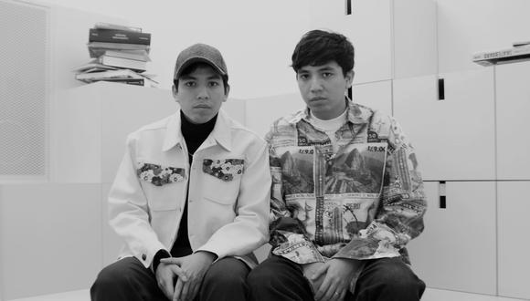 Roberto y Paulo Ruiz son los creativos detrás de D.N.I. (Foto: Difusión / Jeremy Cardoso)