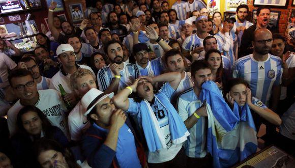 FIFA multa con 336 mil dólares a la selección argentina