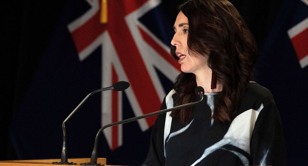 Jacinda Ardern, primera ministra de Nueva Zelanda, se comprometió a evitar otra masacre como la de Christchurch. (Foto: AFP)