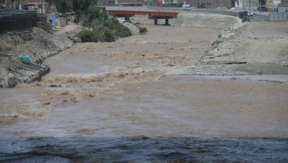Ingemmet: en alerta 134 zonas críticas debido a las constantes lluvia en la selva del país (Foto referencial: GEC)