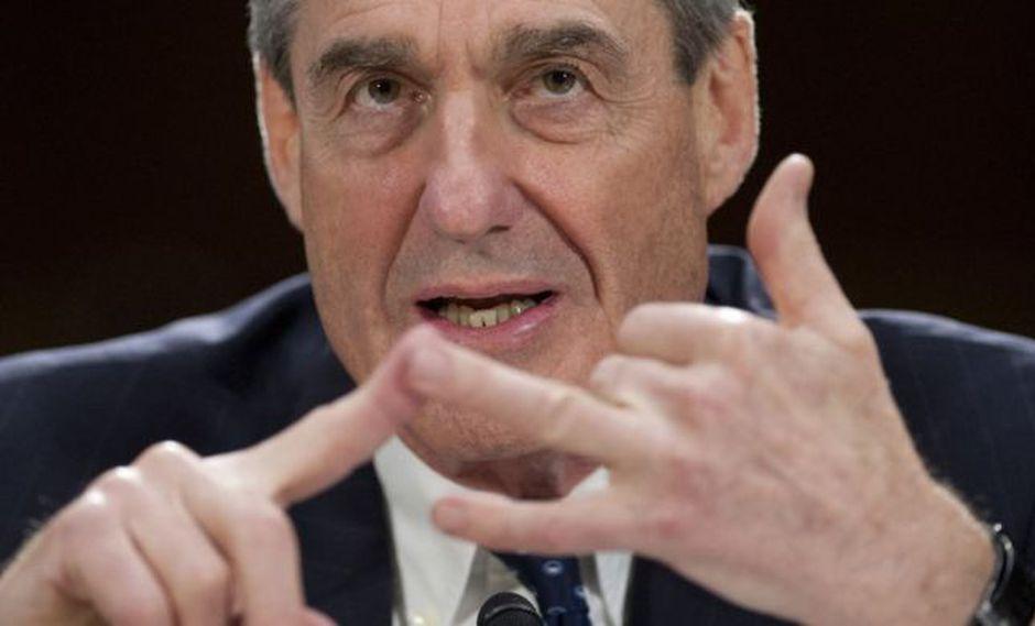 Robert Mueller, el fiscal especial que encabeza las indagatorias sobre una eventual interferencia de Rusia en las elecciones de EE.UU. (Foto: AFP)