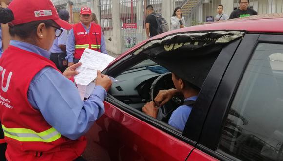 La ATU busca garantizar la normal prestación de los servicios de transporte público de personas en las ciudades de Lima y Callao, así como los trámites vinculados. (Foto: ATU)