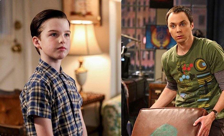 En Diciembre veremos el crossover de ambas series protagonizadas por el personaje Sheldon Cooper. (Foto:IMDB)
